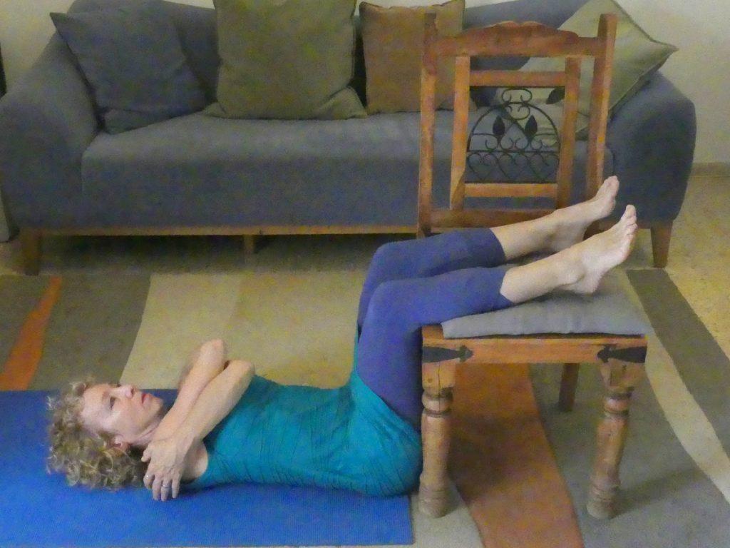 או אם קמתם חלילה הבוקר עם כאבי גב תחתון או כאבי גב עליון. קבלו 3 תרגילים פשוטים שיסייעו לכם לבסס שיגרה בריאה