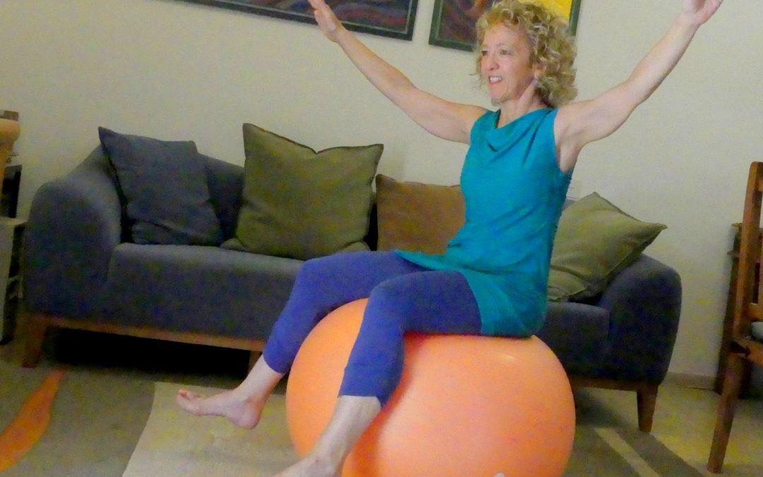 3 תרגילים למניעת כאבי גב